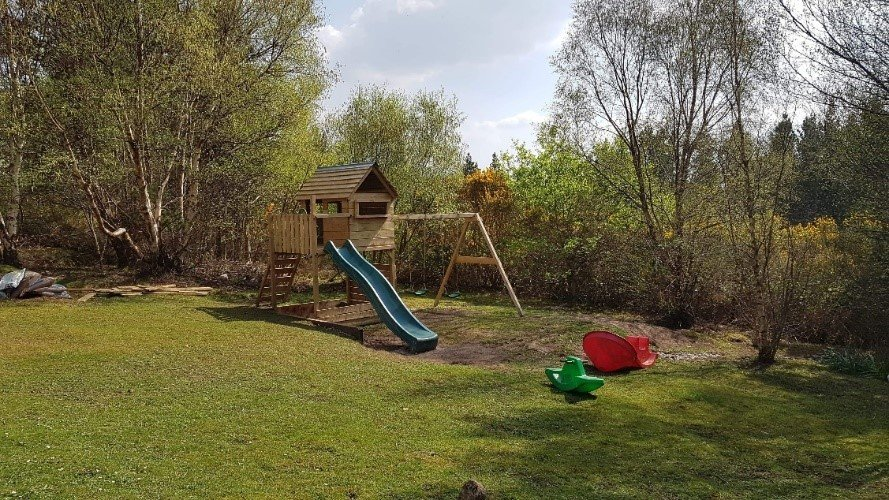 Playpark at the Community Centre